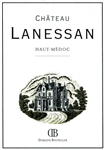 2015 CHATEAU LANESSAN 750ML