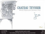 2015 CHATEAU TEYSSIER 750ML