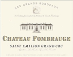 2015 CHATEAU FOMBRAUGE 750ML