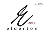 2013 ELDERTON SHIRAZ 750ML