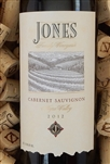 2014 JONES FAMILY CABERNET 750ML