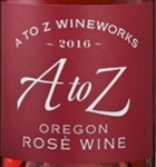 2016 A TO Z ROSE 750ML
