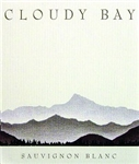 2016 CLOUDY BAY SAUVIGNON BLANC 750ML