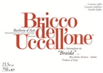 2016 BRAIDA BARBERA D'ASTI BRICCO DELL'UCCELLONE 750ML
