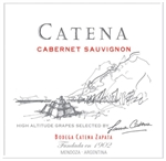2015 CATENA CABERNET 750ML