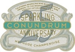 2016 CONUNDRUM SPARKLING 25TH ANNIVERSARY 750ML
