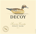 2017 DUCKHORN DECOY PINOT NOIR 750ML