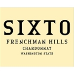 2014 SIXTO CHARDONNAY FRENCHMAN HILLS 750ML