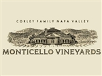 "1999 MONTICELLO VINEYARDS CORLEY RESERVE CABERNET SAUVIGNON ""750ML"""