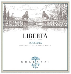 2016 COLLAZZI LIBERTA SUPER TUSCAN 750ML
