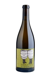 2014 JEFF COHN VIOGNIER STAGECOACH VINEYARD 2 GUYS 2 BARRELS 750ML