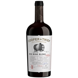 2015 COOPER AND THIEF CABERNET 750ML