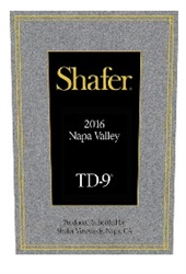 2016 SHAFER RED BLEND TD-9 750ML