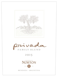 2015 BODEGAS NORTON PRIVADA 750ML