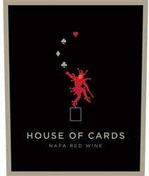 2017 HOUSE OF CARDS RED BLEND 750ML