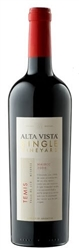 2012 ALTA VISTA MALBEC SINGLE VINEYARD TEMIS 750ML