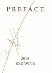 "2016 PREFACE RED ""750ML"""