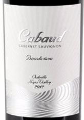 2013 CABAUD WINES CABERNET BENEDICTION 750ML